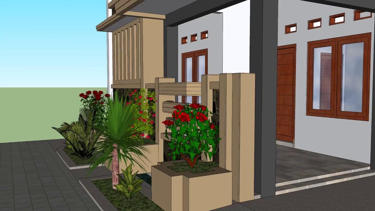 Renovasi Rumah Tinggal type 36 (info jasa design, wa ...