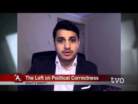 The Left On Political Correctness