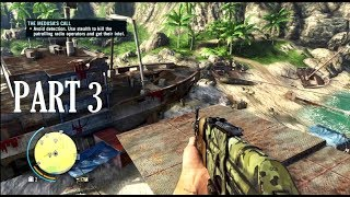 Far Cry 3 Classic Edition Walkthrough Gameplay THE MEDUSA'S CALL Part 3 PS4 No Commentary