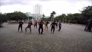 wap dem demarco choreo by arnold electric