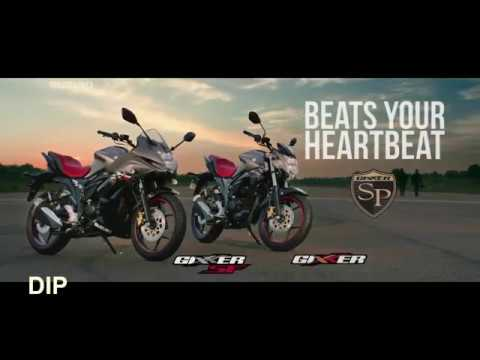 Suzuki Gixxer SF - 2018 (SP Editions) Review, price & Testride in bangladesh (official Trailer)