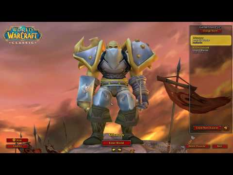 🔥 Kris – Warrior – WoW Classic – [EU] Gehennas – part 27
