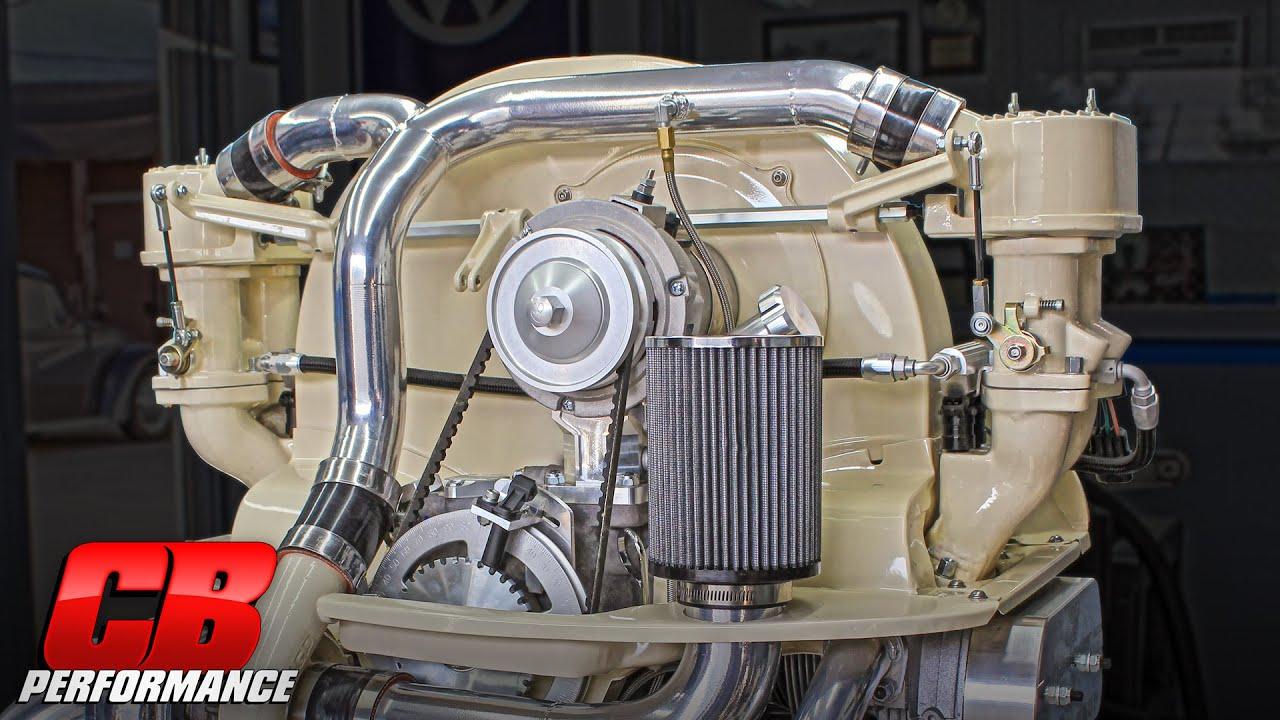 CB Performance - 2276cc Turbo Engine (made 310hp)