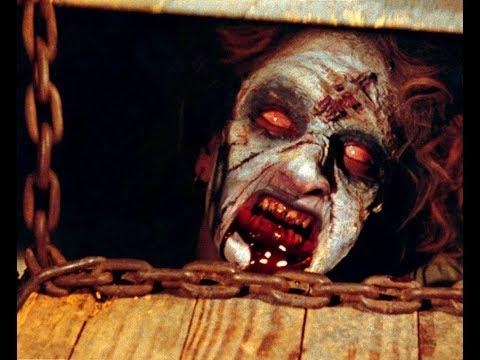 """Зло скрывается в комнате """"Отдай свою кожу!""""/Зловещие мертвецы/"""