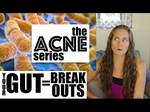 Breakouts and the Health of your Gut - The Acne Series