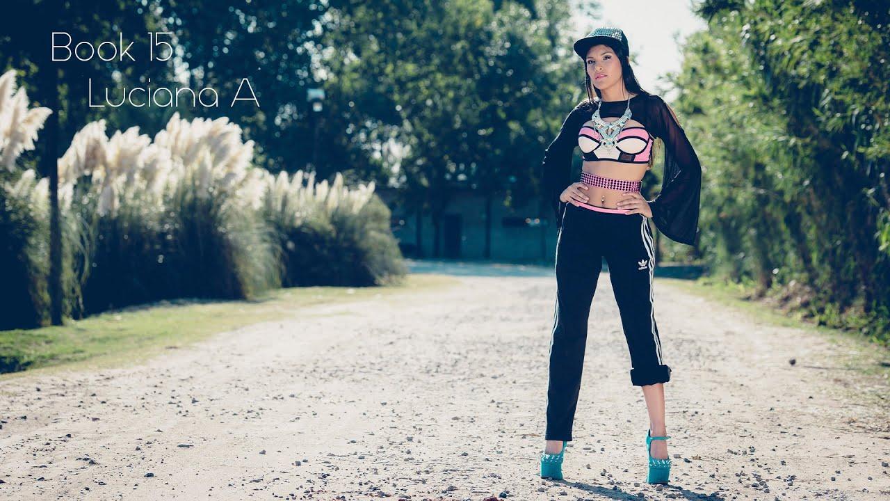 Book de Fotos 15 Años Luciana A | Video Backstage | ⓊⓁⓉⓇⒶⒻⓁⒶⓋⒶ