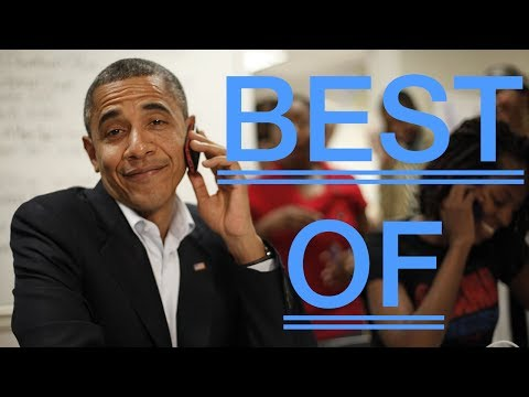 10 Best Obama Moments of 2013