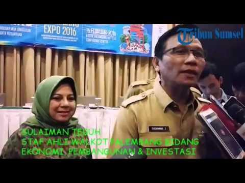 Palembang Expo 2016 Digelar Pada 4-8 Mei 2016