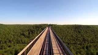 Kinzua Bridge State Park – Kinzua Sky Walk