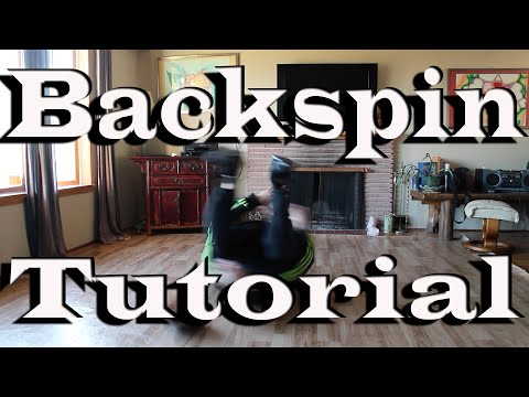 Bboy Tutorial | How To Backspin The 5 Common Mistakes