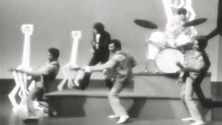 Tielman Brothers -  Bossa Nova Baby (nostalgic Indo rock Music Video) live at TV Show