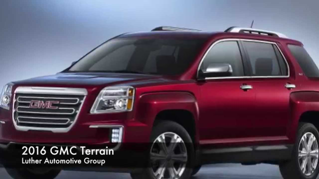 2016 GMC Terrain   Luther Family Buick GMC in Fargo   YouTube 2016 GMC Terrain   Luther Family Buick GMC in Fargo