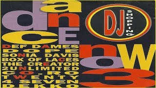 Download DJ Shopping Dance Now 3 (1993) [Polygram - CD, Compilation]
