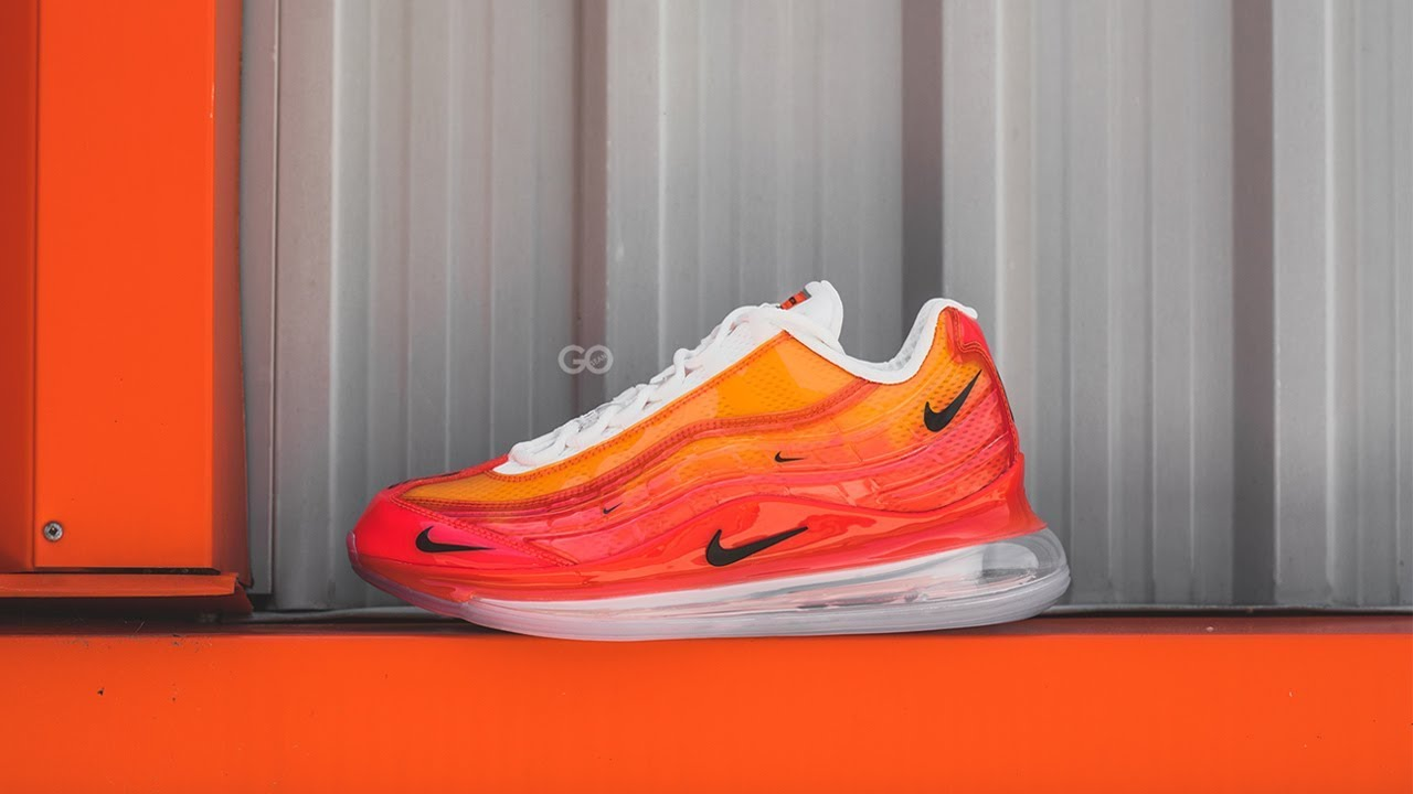 Heron Preston By You x Nike Air Max 72095: Review & On Feet