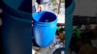 видео Грубая очистка воды и угольные фильтры