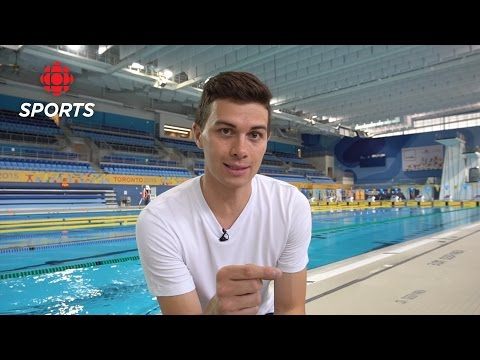 Inside Canada's Most World-Class Pool | CBC Sports