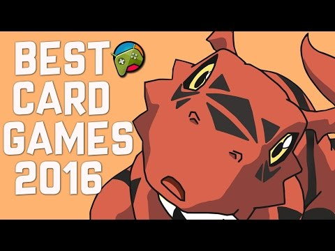 Top 10 Best NEW Android Card Games 2016 HD