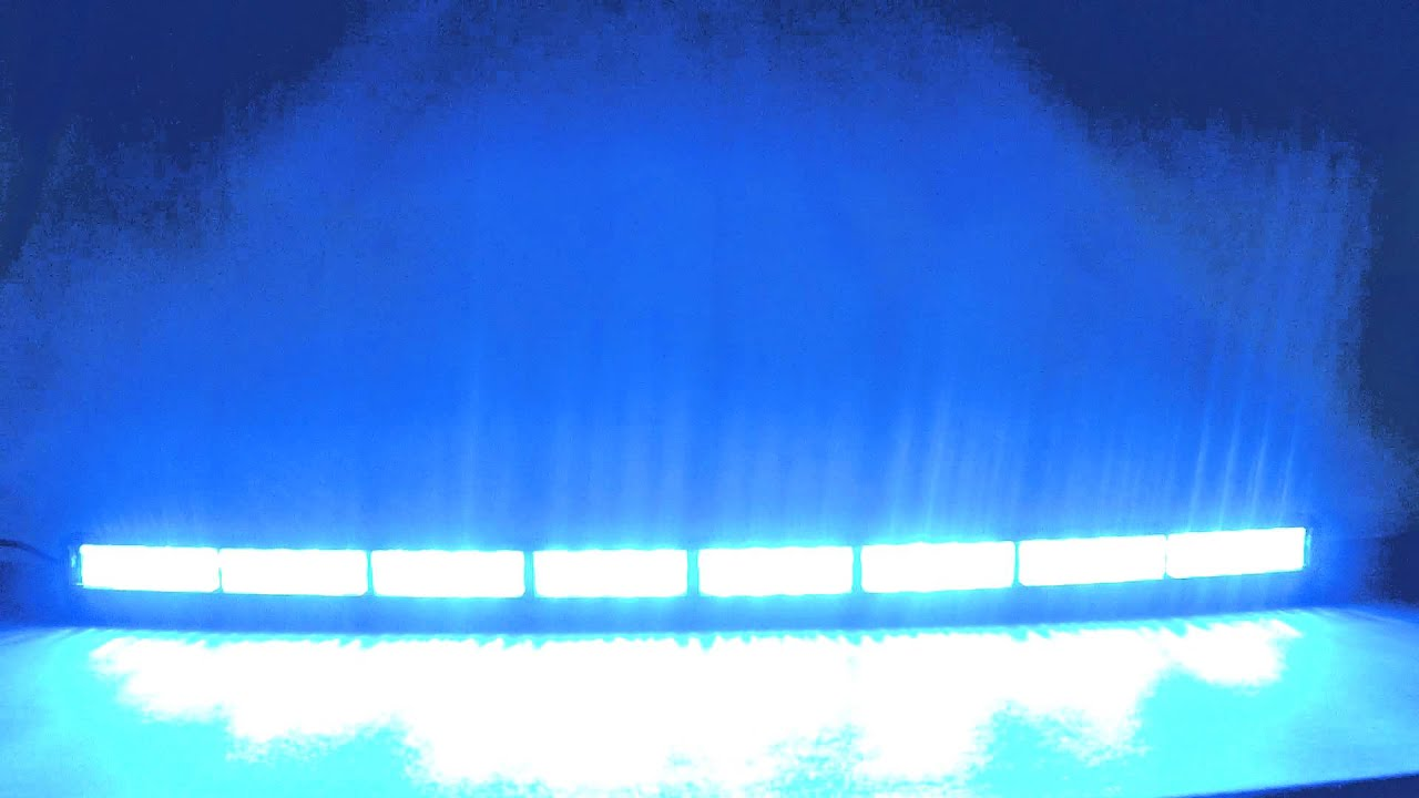 Warningworx LED Blue 36