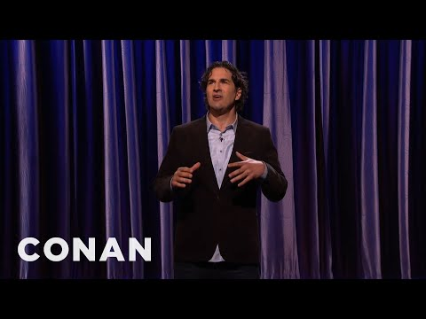 Gary Gulman On How The States Got Their Abbreviations - CONAN On TBS