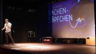 Moritz X. Michael // Science Slams Winter 2018/2019