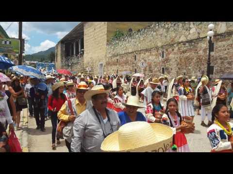Fiesta de Tlaxiaco Agosto  2016