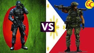 Bangladesh vs Philippines Military Power Comparison