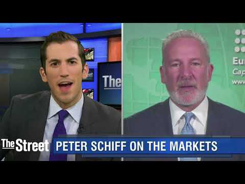🔴   Peter Schiff Slams the Stock Market, Federal Reserve and Bitcoin