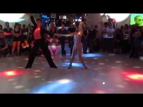 5 BERNARDINI DANCE ACADEMY    REBECCA e LORENZO alla DISCOTECA ANCORA MIAMI