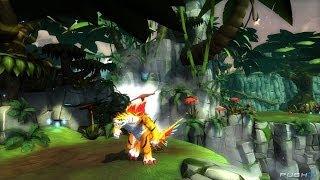 Invizimals: The Lost Kingdom Walkthrough/Gameplay HD 1080p Part 3 of 5