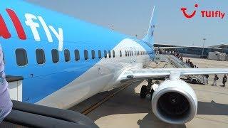 TRIP REPORT I Tuifly (Economy) I Boeing 737-800 I Hurghada - Stuttgart