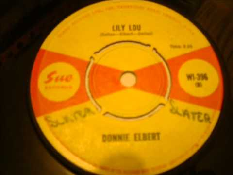 Donnie Elbert - You Don't Have To Be A Star