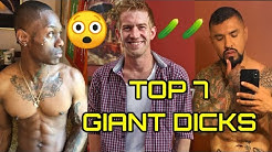Pornstars with Biggest Dick/Penis:Top 7 of All Time|2020 Trending