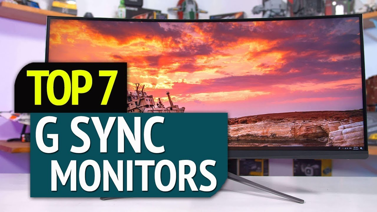 This excellent G-Sync gaming monitor is just $349 at Best Buy for ...