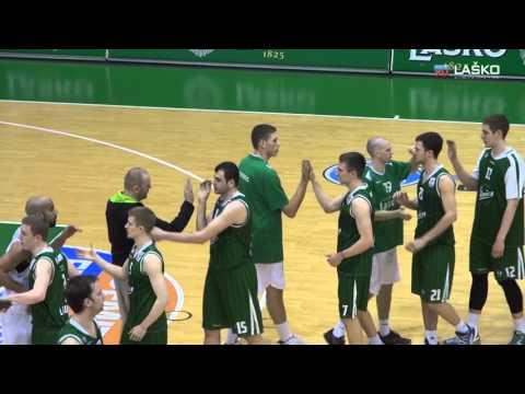 KK Zlatorog vs KK Union Olimpija (19. 3. 2016)