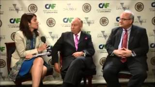 XVII Annual CAF Conference: Interview with Enrique García and Michael Shifter (SPN)