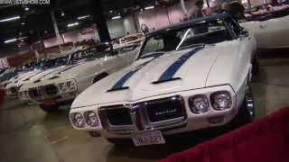 1969 Pontiac Trans Am Convertibles Video 2012 Muscle Car & Corvette Nationals MCACN V8TV