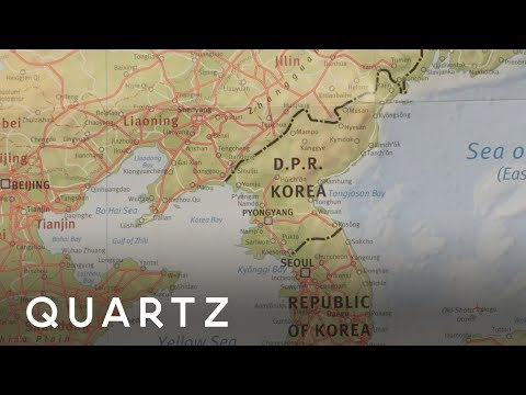 What gets smuggled into North Korea