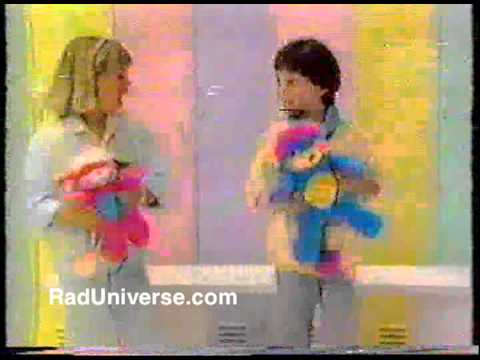 "Popples ""P.C. & Prize"" - 1986 Commercial"