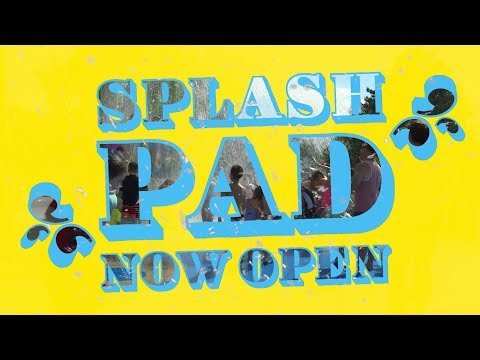 Sterling Heights Splash Pad Now Open!