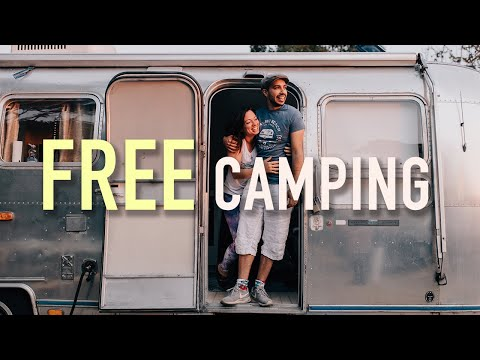8 Free Places To RV And Van Park Overnight