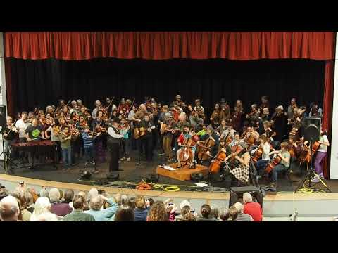 2019 Northwest Scottish Fiddlers Workshop with Alasdair Fraser and Natalie Haas