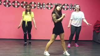 Соня Цветкова-Dance Intensive(Scooby doo pa pa-Music)