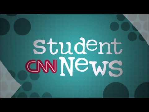 CNN Student News Friday Closing Theme