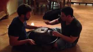 Handpan Jam with Mike Numinous