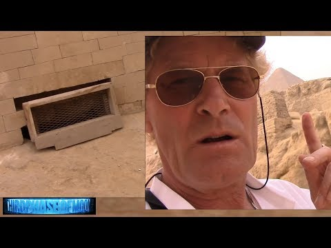 WOW!! Hidden Chambers Found Beneath The Sphinx!? 2017-2018