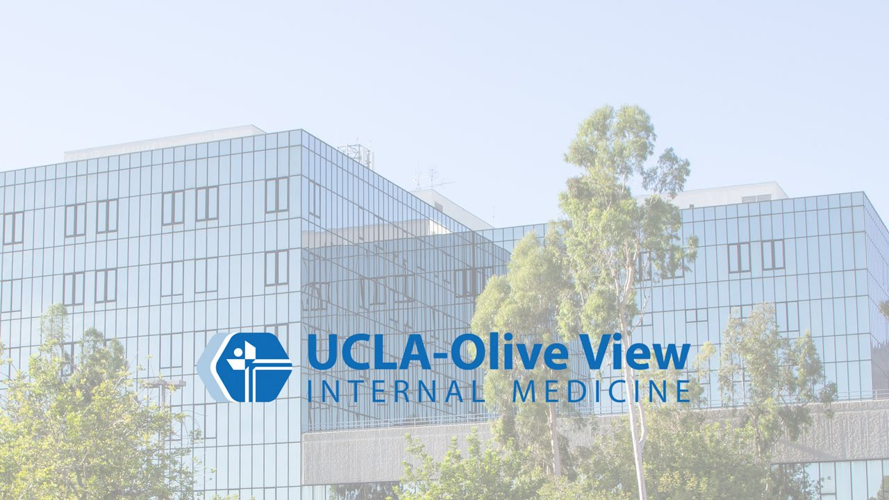 UCLA-Olive View Internal Medicine Residency