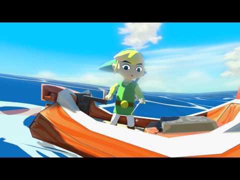 Zelda Windwaker HD How To Fast Travel Ballad Of Gales Cyclos
