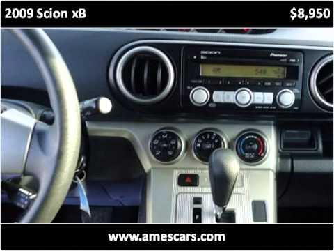 2009 scion xb used cars ames ia youtube youtube