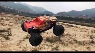 80km/h High Speed / 6061 Aluminum Alloy Chassis / 9kg High-torque Servo