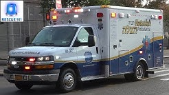 [New York City] Hatzolah Volunteer Ambulance